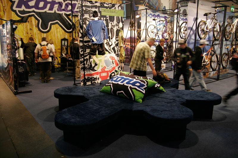 Custom furniture + pillows / Friedrichshafen, Germany