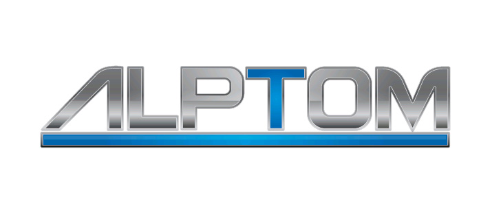 Alptom car tuning logo