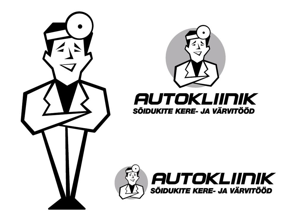Autokliinik sub-logo