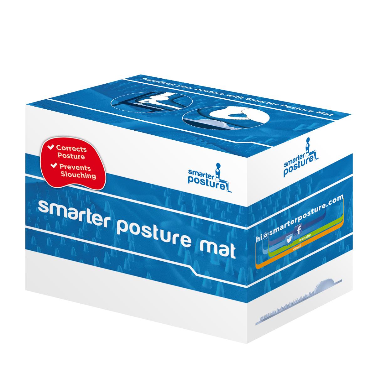 Smarter Posture packaging